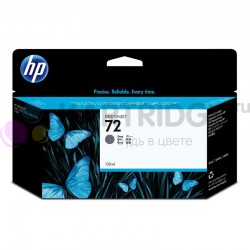 Картридж HP №72 DesignJet T1100/T610 Grey (130ml) (О) C9374A