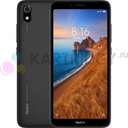 Смартфон Xiaomi Redmi 7A 2/16gb Matte Black