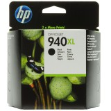 Картридж HP Officejet Pro 8000/8500, №940XL (O) C4906AE, BK, 2,2K