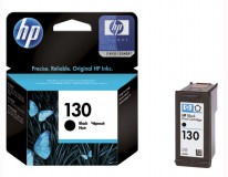 Картридж 130 для HP DJ 5743/6122/6127/Officejet6313,0,86К (O) C8767HE, BK