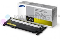 Картридж Samsung CLP-320/320n/325/CLX-3185/3185n, 1К (O) Yellow CLT-Y407S/SU476A