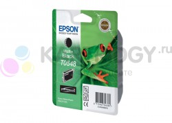 Картридж Epson Stylus Photo R800/1800 (O) C13T05484010, MBK