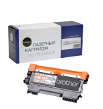 Тонер-картридж NetProduct (N-TN-2275) для Brother HL-2240R/2240DR/2250DNR/DCP-7060DR, 2,6K